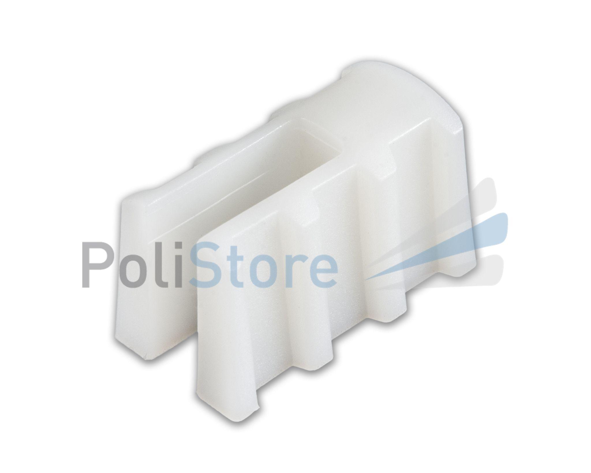 Soportes Plasticos para chapas acanaladas/trapezoidales (Pack x 50 un.)